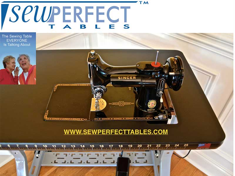 Sew Perfect 221S Table