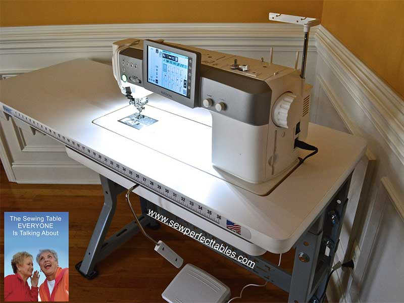 Sew Perfect M7 II Professional Table