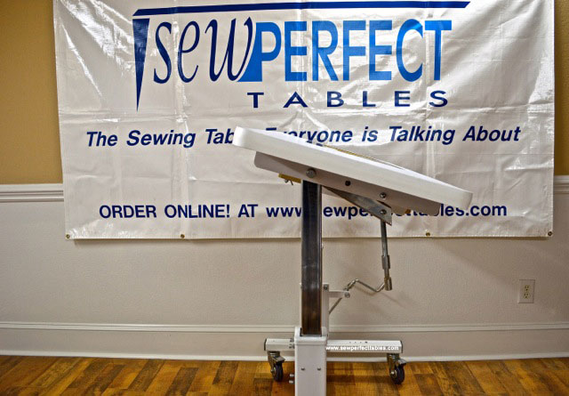 Ergonomic Adjustable Sewing Table