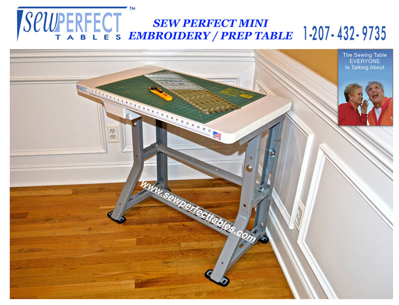Sew Perfect Sewing Prep Table