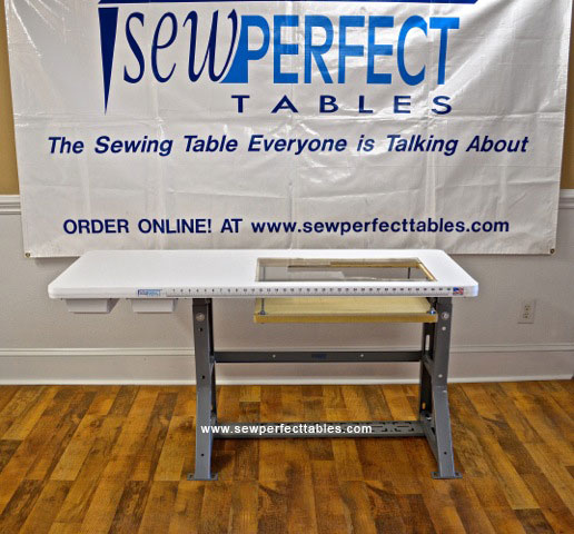 Sew Perfect Quilt Professional Sewing Table