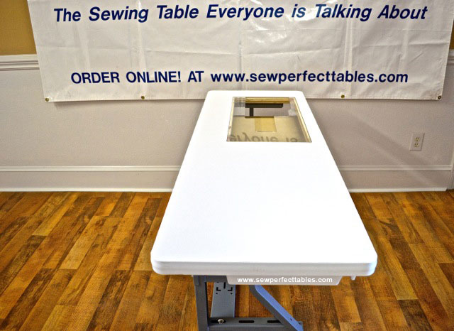Sewing Table Top With Ample Space