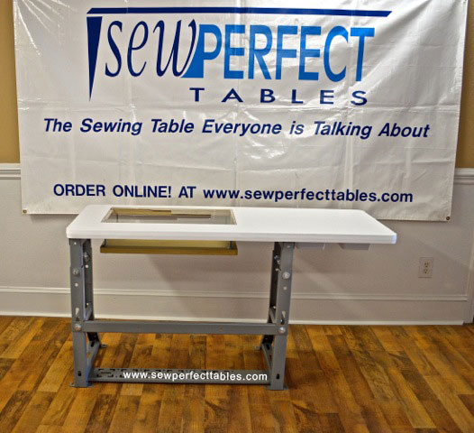 Sewing Table Fits Any Sewing Machine