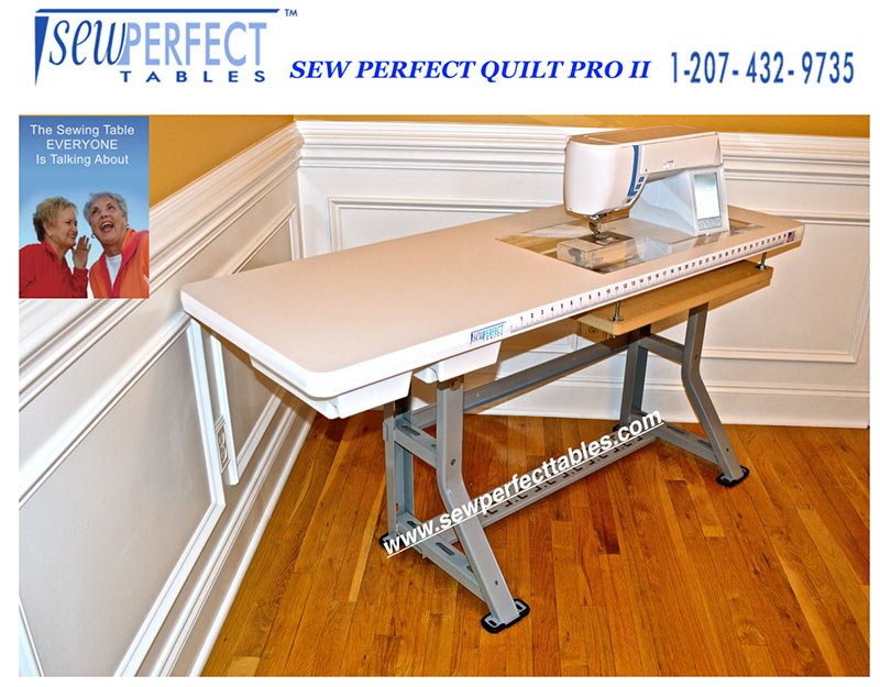 professional sew s by table tables quilting perfect quilt dream pro sewing